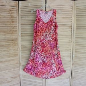 J Jill A-Line Sleeveless Dress Sz. Small